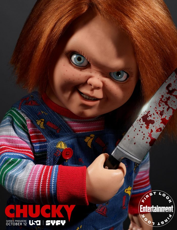 First Look at Chucky TV Show!